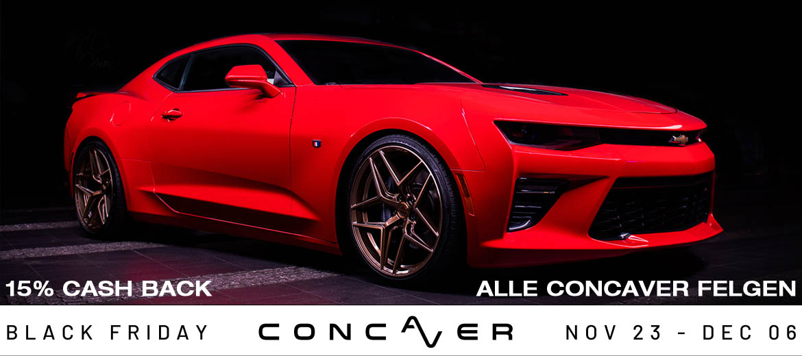 Concaver Wheels Sale