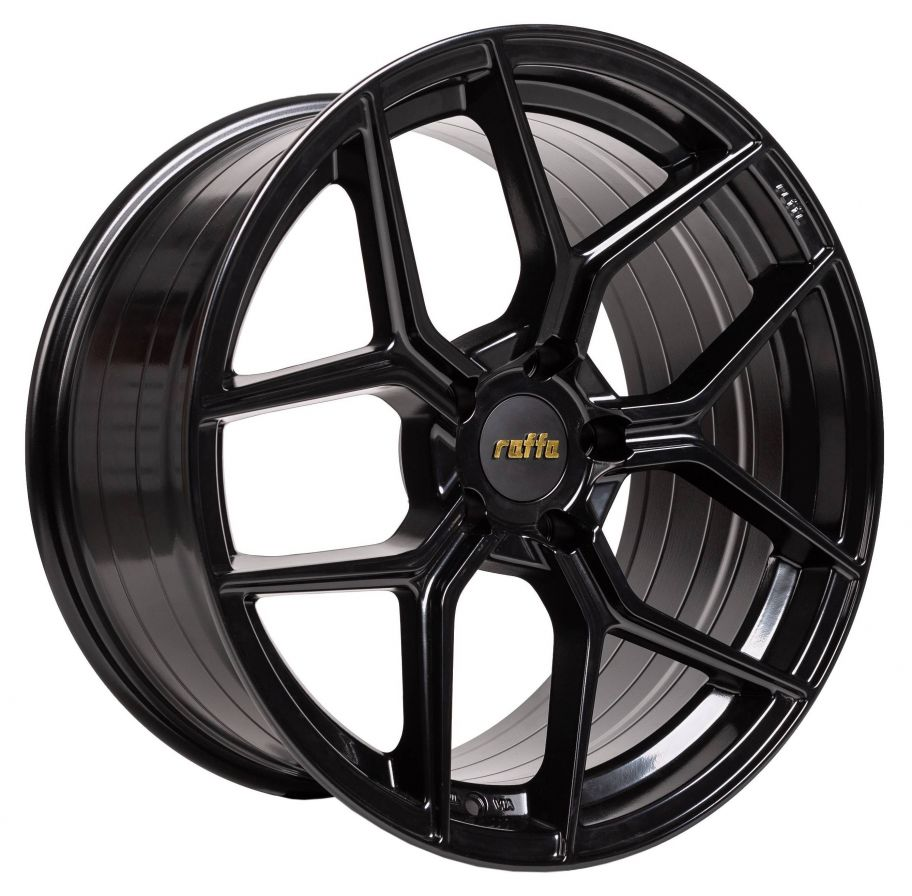 Raffa Wheels<br>RS-01 Glossy Black (20x9)
