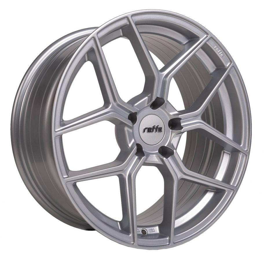 Raffa Wheels<br>RS-01 Silver (20x9)