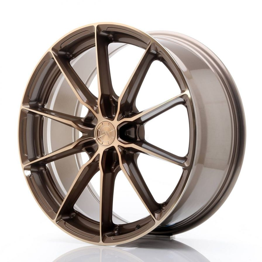 Japan Racing Wheels<br>JR37 Platinum Bronze (20x8.5)