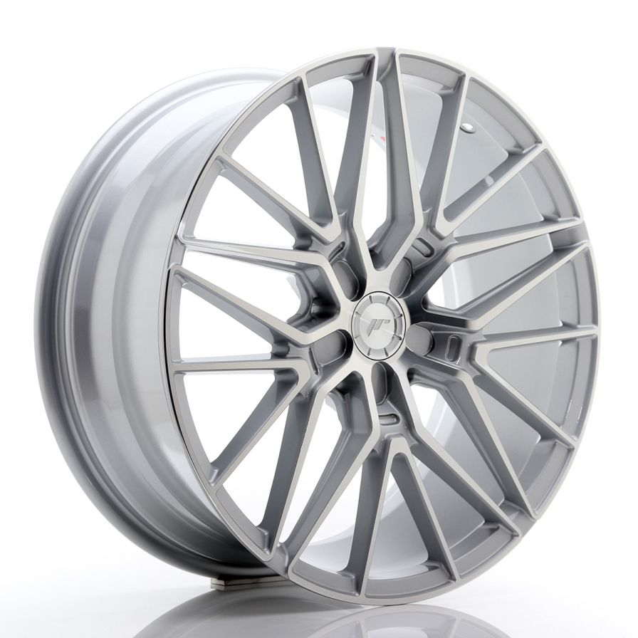 Japan Racing Wheels<br>JR38 Silver Machined (20x8.5)