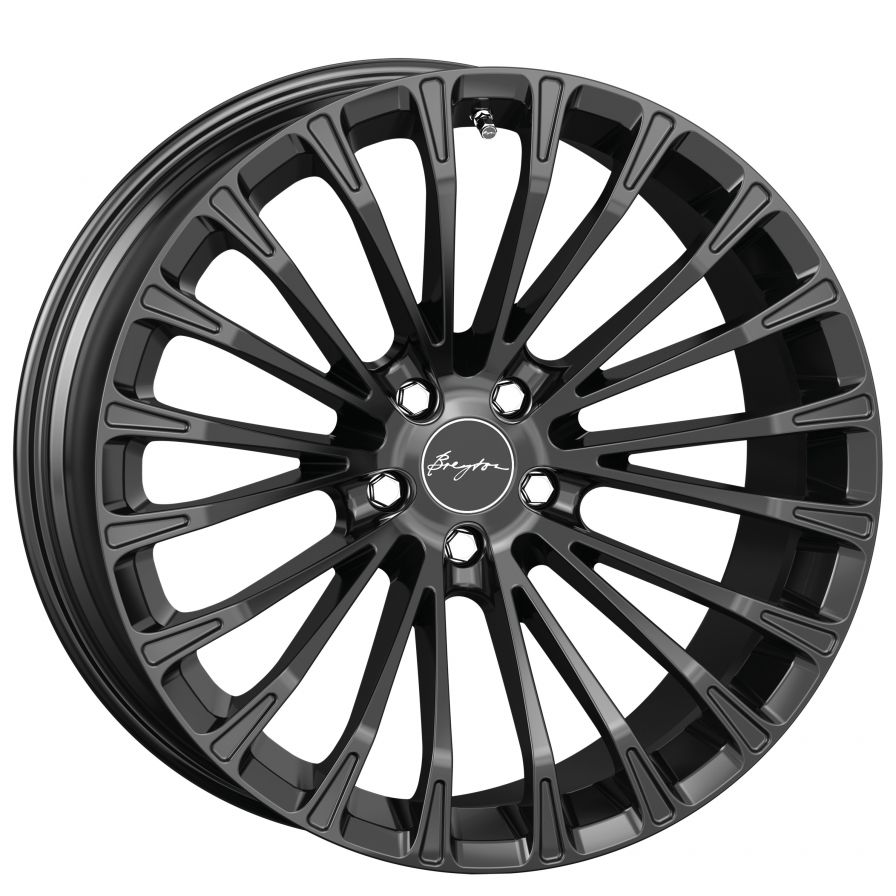 Breyton<br>Race LS 2 - Matt Black (22x9)