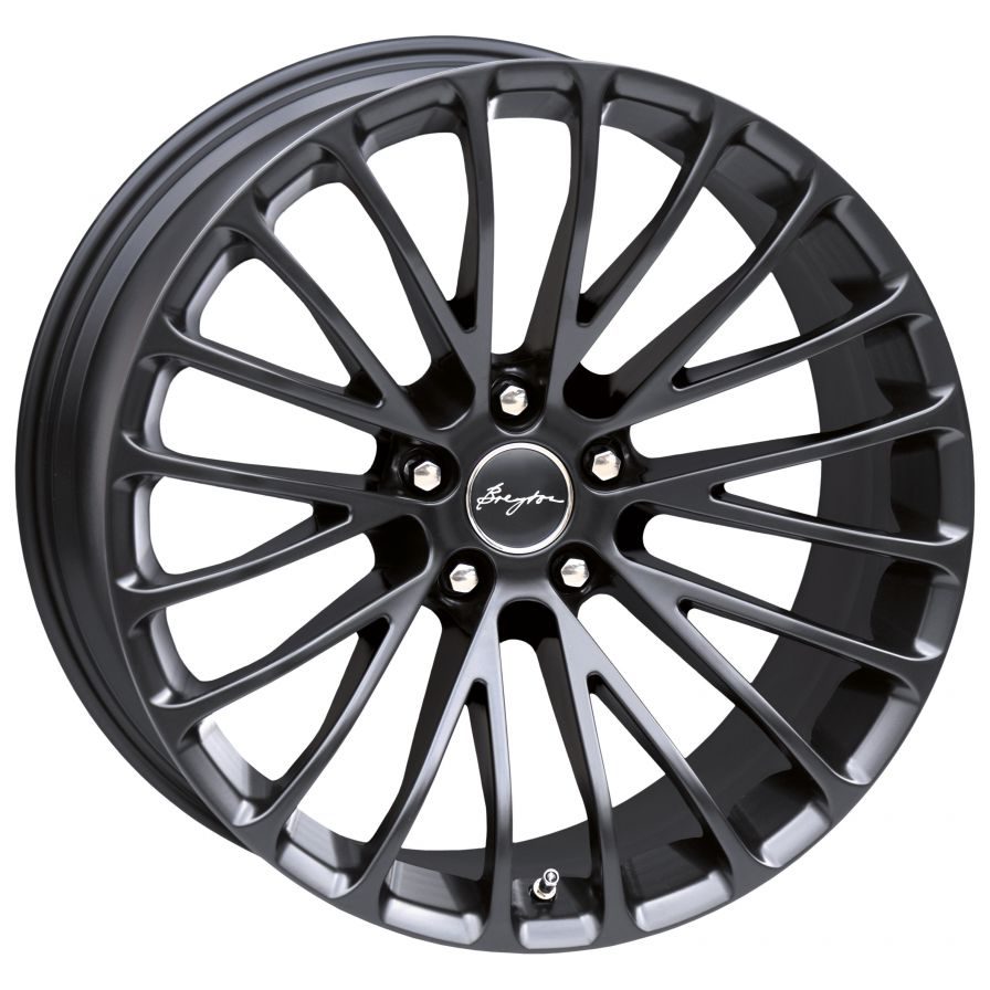 Breyton<br>Race LS - Matt Black (22x9)