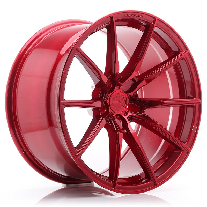 Concaver Wheels<br>CVR4 Candy Red (19x8.5)