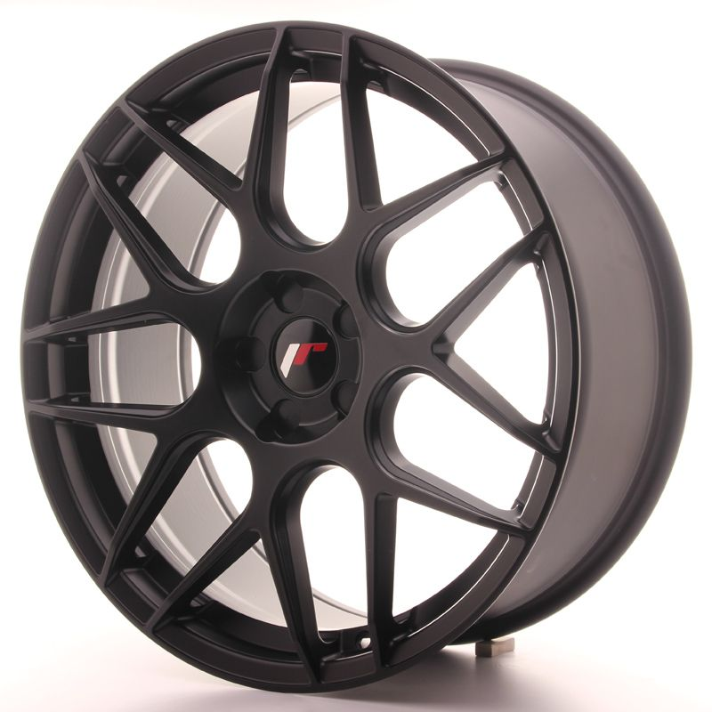 Japan Racing Wheels<br>JR18 Matt Black (20x8.5)