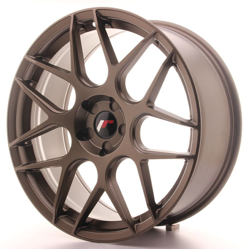 Japan Racing Wheels<br>JR18 Matt Bronze (20x8.5)