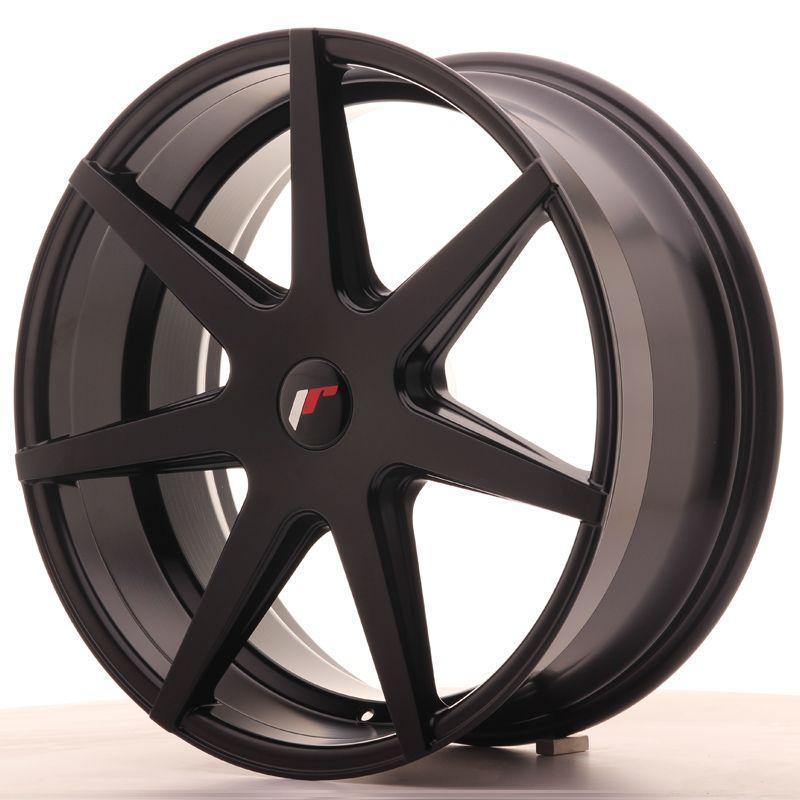 Japan Racing Wheels<br>JR20 Matt Black (20x8.5)