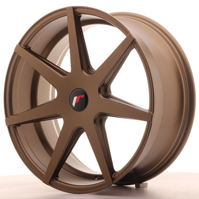 Japan Racing Wheels<br>JR20 Matt Bronze (20x8.5)