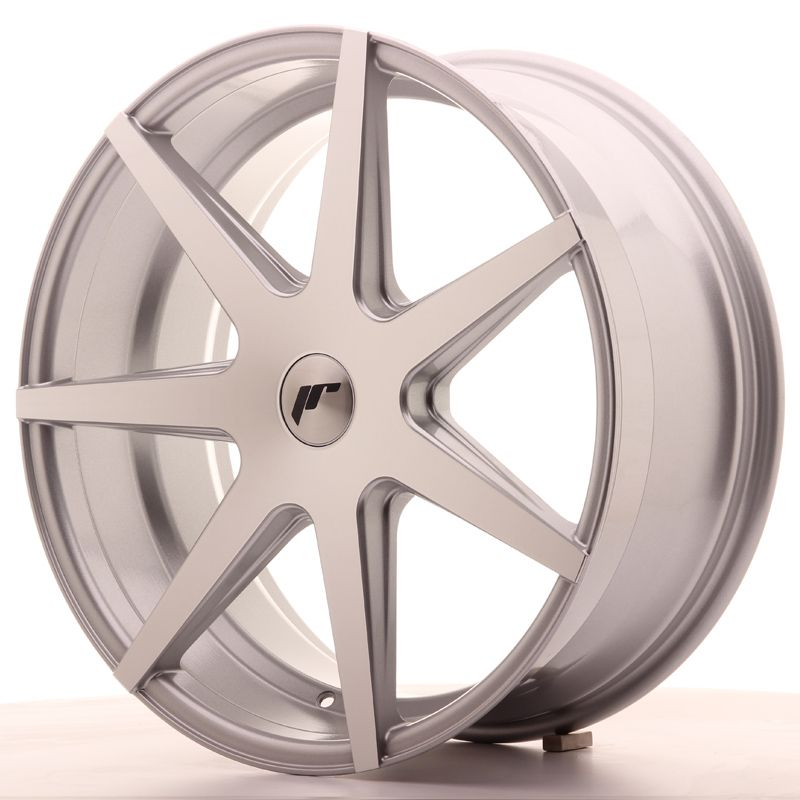 Japan Racing Wheels<br>JR20 Silver Machined (20x8.5)