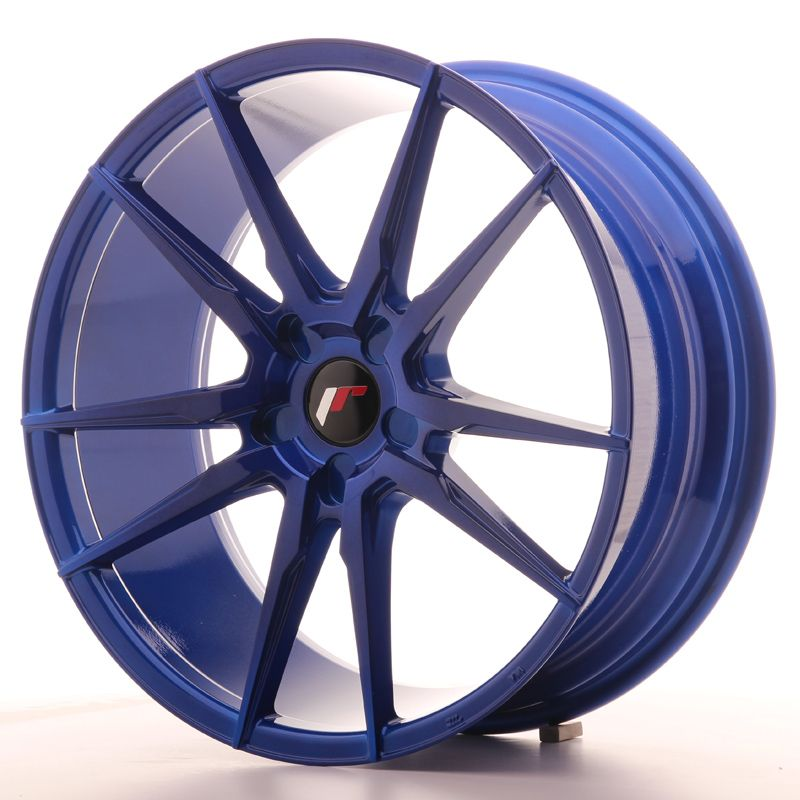 Japan Racing Wheels<br>JR21 Plat Blue (20x8.5)