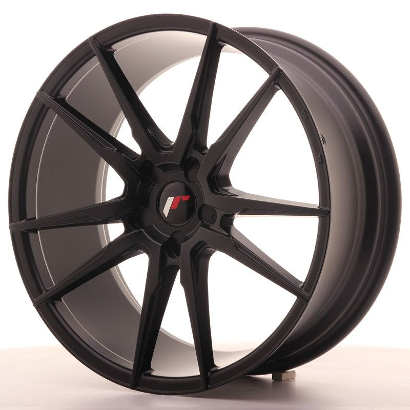 Japan Racing Wheels<br>JR21 Matt Black (20x8.5)