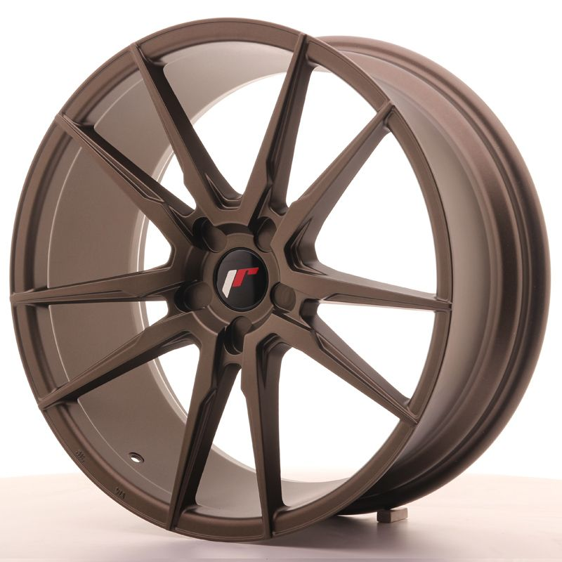 Japan Racing Wheels<br>JR21 Matt Bronze (20x8.5)