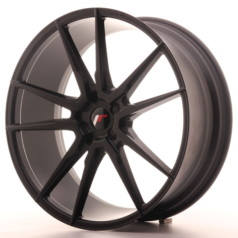 Japan Racing Wheels<br>JR21 Matt Black (22x9)