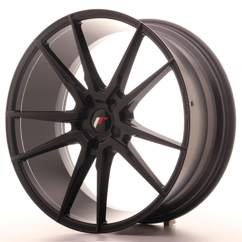 Japan Racing Wheels<br>JR21 Matt Black (22x9.5)