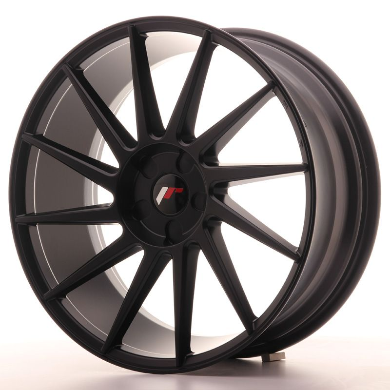 Japan Racing Wheels<br>JR22 Matt Black (20x8.5)