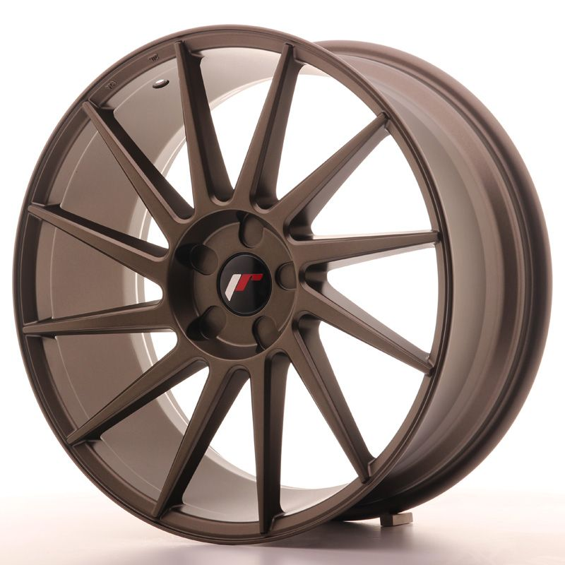 Japan Racing Wheels<br>JR22 Matt Bronze (20x8.5)