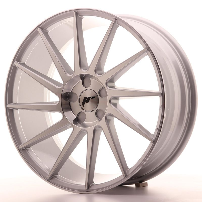 Japan Racing Wheels<br>JR22 Silver Machined (20x8.5)