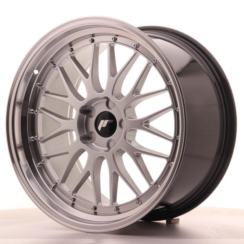 Japan Racing Wheels<br>JR23 Hyper Silver (20x10)
