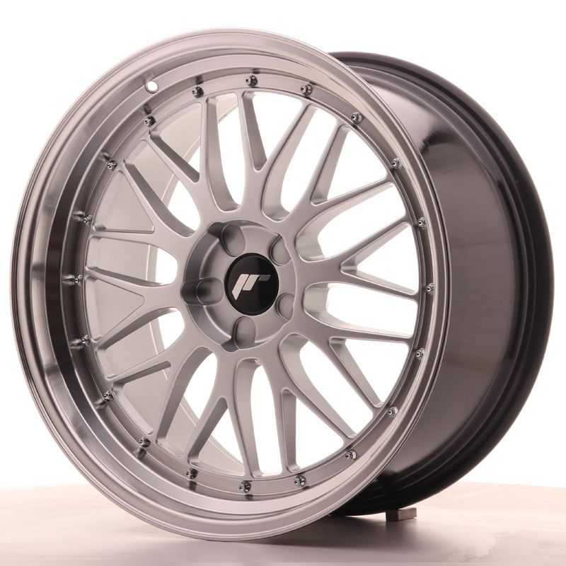 Japan Racing Wheels<br>JR23 Hyper Silver (20x10.5)