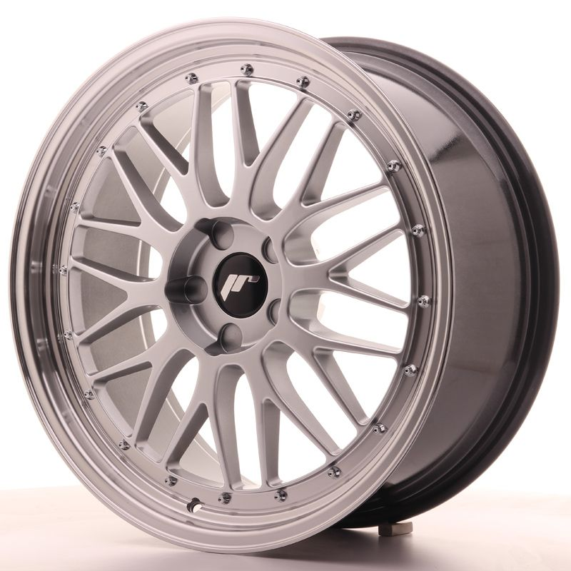 Japan Racing Wheels<br>JR23 Hyper Silver (20x8.5)