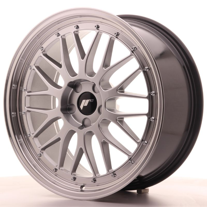 Japan Racing Wheels<br>JR23 Hyper Silver (20x9)