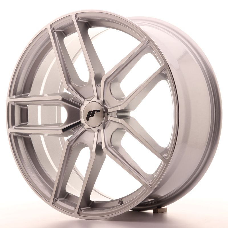 Japan Racing Wheels<br>JR25 Silver Machined (20x8.5)