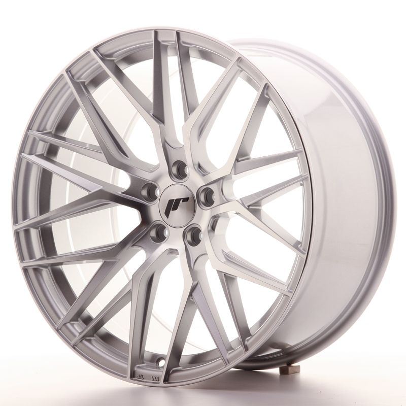 Japan Racing Wheels<br>JR28 Silver Machined (20x10)