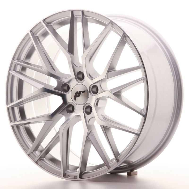 Japan Racing Wheels<br>JR28 Silver Machined (20x8.5)