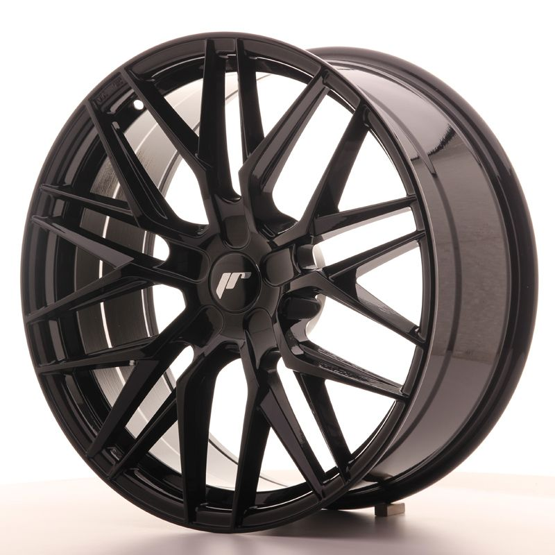 Japan Racing Wheels<br>JR28 Glossy Black (20x8.5)