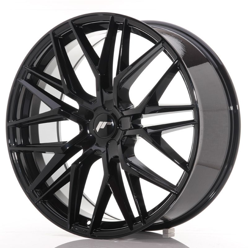 Japan Racing Wheels<br>JR28 Glossy Black (22x9)
