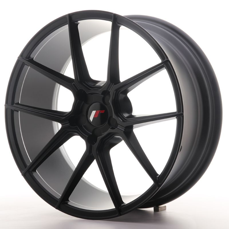Japan Racing Wheels<br>JR30 Matt Black (20x8.5)