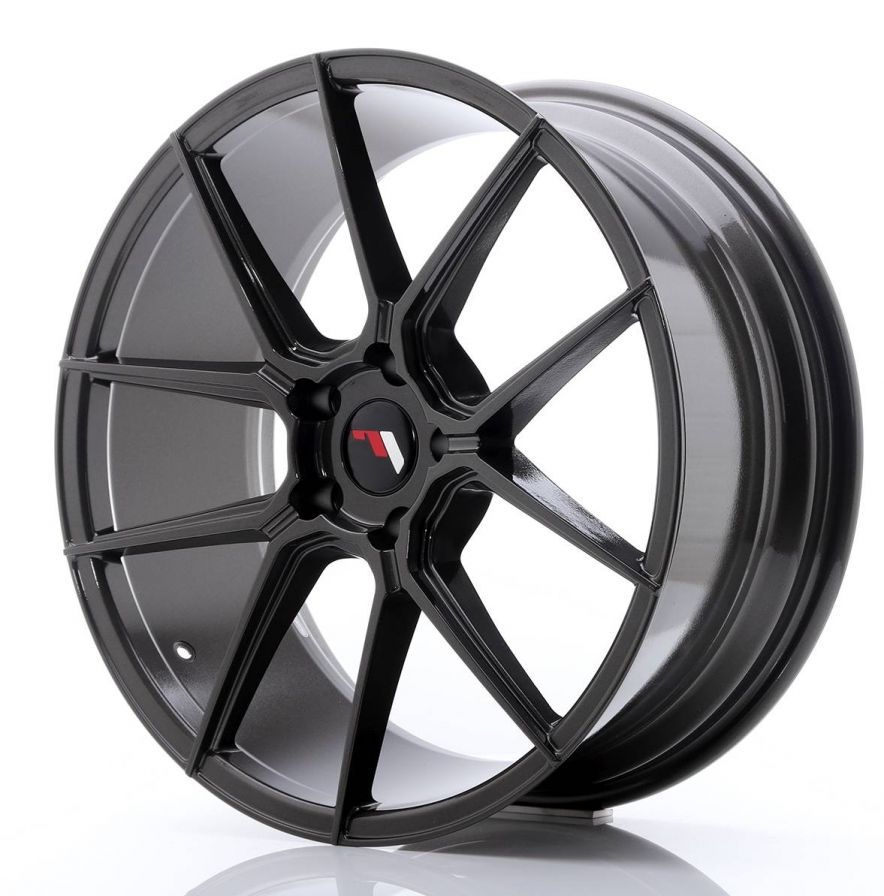 Japan Racing Wheels<br>JR30 Hyper Gray (20x8.5)