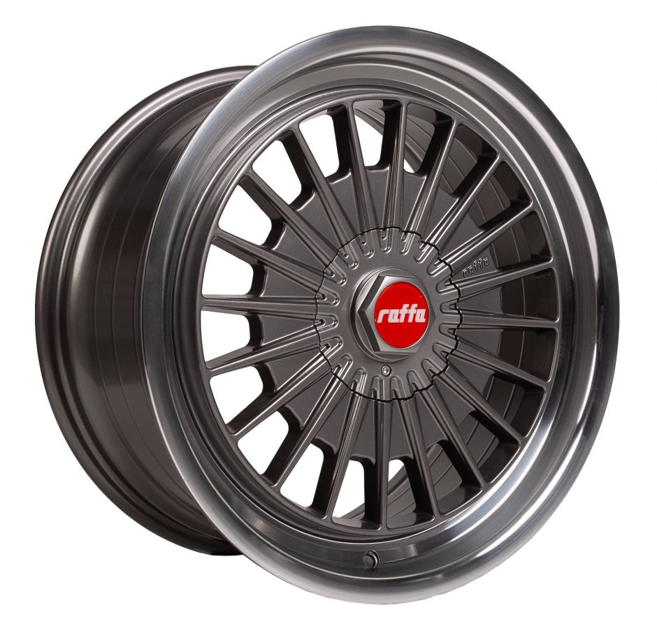Raffa Wheels<br>RS-02 Grey (20x9)