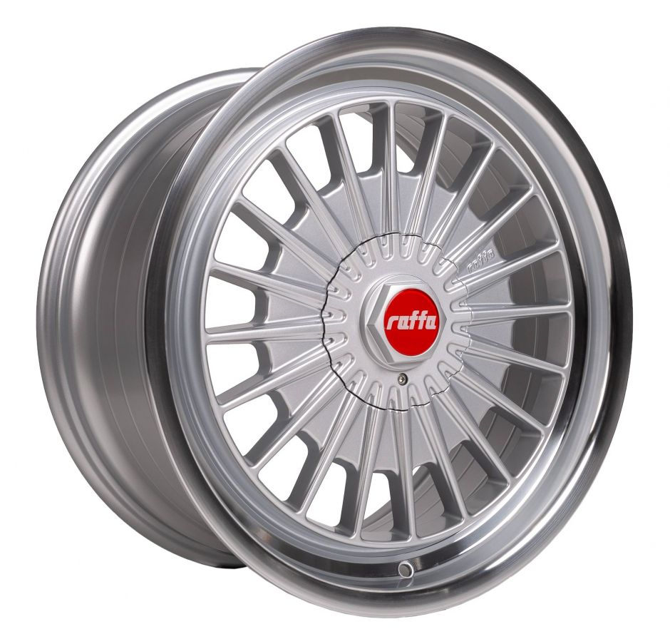 Raffa Wheels<br>RS-02 Silver (20x9)