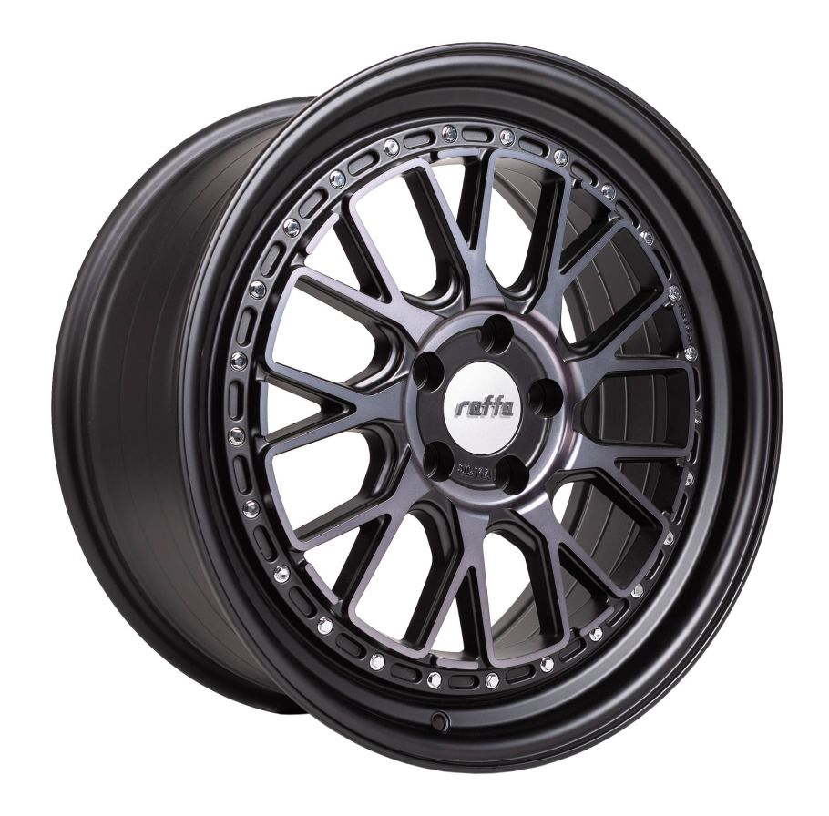 Raffa Wheels<br>RS-03 Dark Mist (20x8.5)