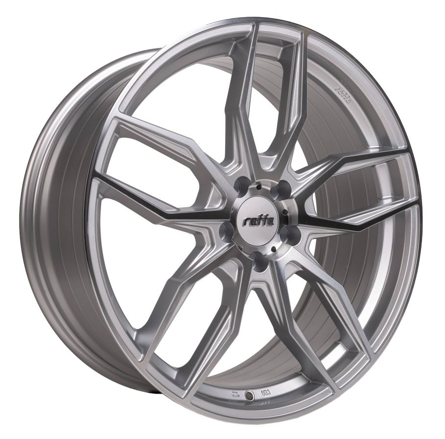 Raffa Wheels<br>RS-04 Silver Polished (20x8.5)