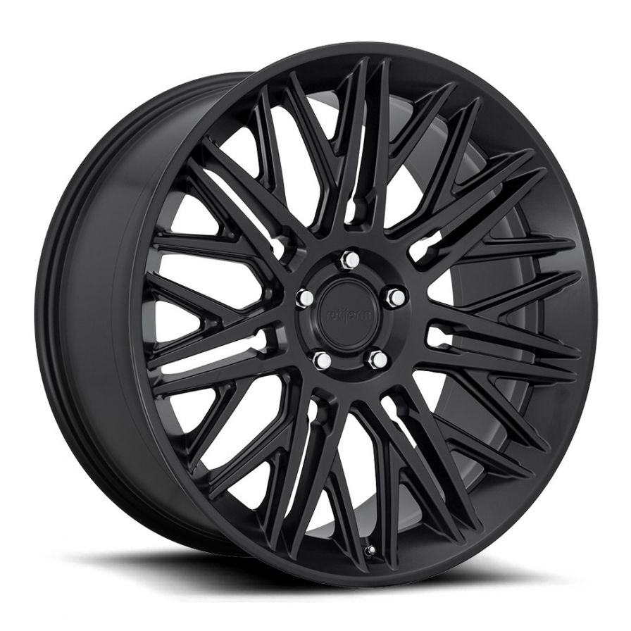 Rotiform<br>JDR - Black (22x10)
