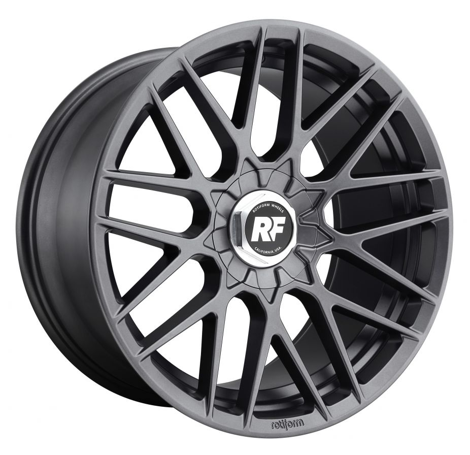 Rotiform<br>RSE - Matt Anthracite (19x10)
